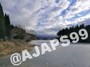 冬の富士山周辺へ