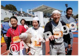 第38回佐倉朝日健康マラソン大会で支部員が特選に入りました